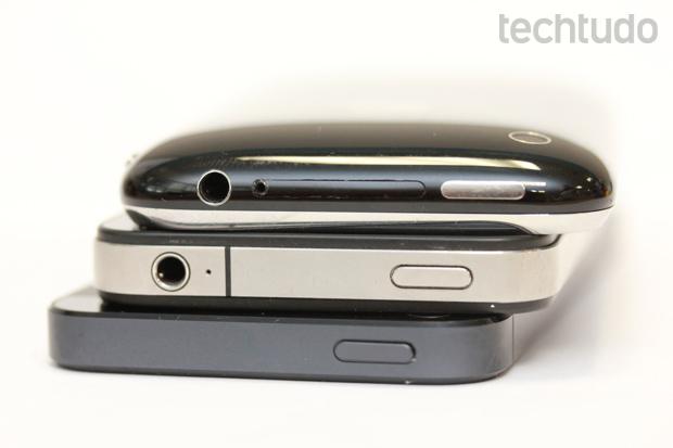 Próximo iPhone pode ter mais variedades do que modelo anterior (Foto: Allan Mello/TechTudo)