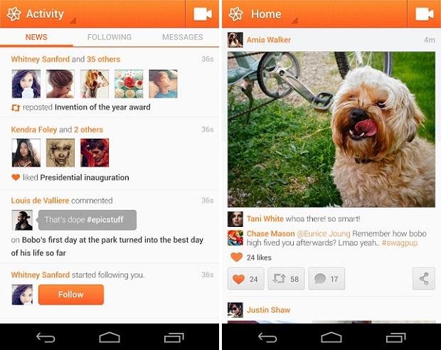 Cinemagram é o Instagram dos vídeos e chegou ao Android (Foto: Divulgação)