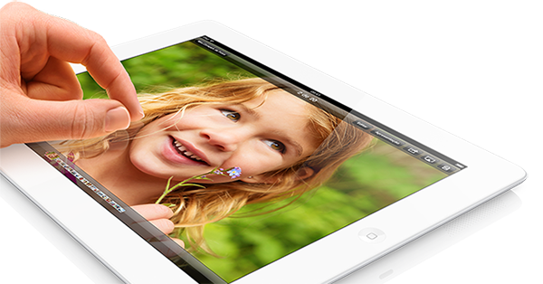 O iPad é um dos mais desejados pelos consumidores (Foto: Divulgação)