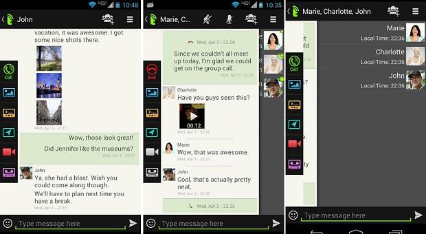 Talkray oferece ligações e mensagens grátis (Foto: Divulgação)