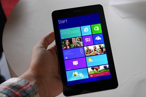 Microsoft iniciará produção do Surface de 7 polegadas ainda este ano (Foto: Reprodução/biznet.cz)