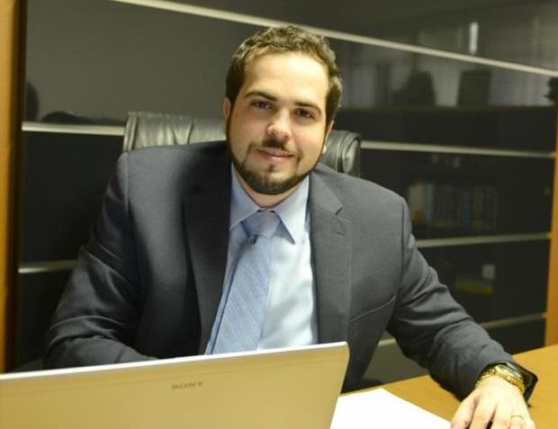 Cassius Haddad, advogado proibido de acessar o Facebook (Foto: Reprodução / Facebook)