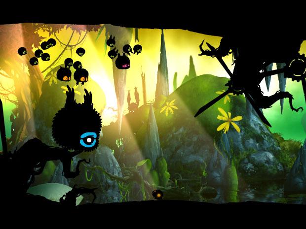 Badland é um game original e único (Foto: Divulgação)