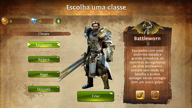 Prepare-se para muita ação no épico Dungeon Hunter 4 (Foto: Reprodução/Dário Coutinho)