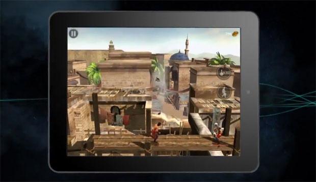Prince of Persia: The Shadow and the Flame HD vem para aparelhos iOS (Foto: Reprodução)