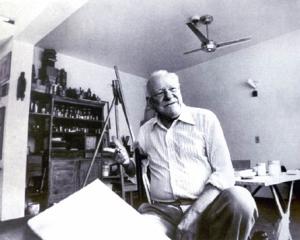 Alfredo Volpi (Foto: Reprodução/pinturabrasileira.com)