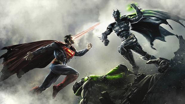 Injustice: Gods Among Us terá batalhas irrefreáveis (Foto: Divulgação) (Foto: Injustice: Gods Among Us terá batalhas irrefreáveis (Foto: Divulgação))