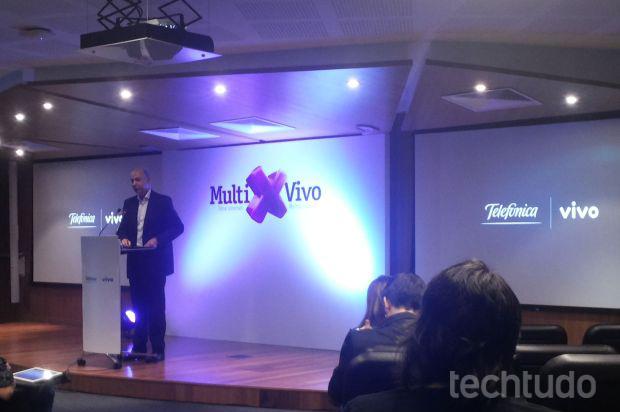 MultiVivo compartilha a conexão de dados com até cinco aparelhos (Foto: Pedro Zambarda/TechTudo)