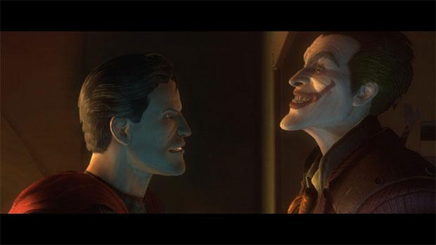 Os problemas de Superman começam com o Coringa (Foto: Divulgação)