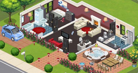 The Sims Social vai sair do Facebook em junho (Foto: Divulgação)
