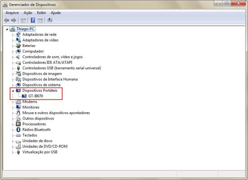 meu pc nao reconhece usb windows 7