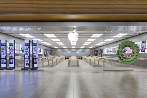 Registro sustenta rumor de que loja da Apple Store será montada em shopping de luxo no Rio (Foto: Divulgação)