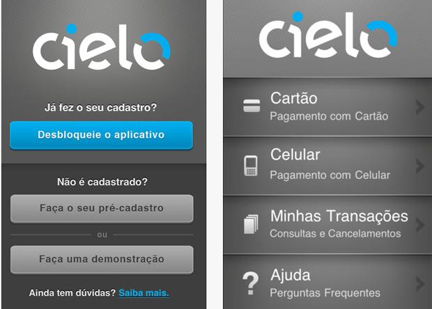 Cielo Mobile (Foto: Divulgação)