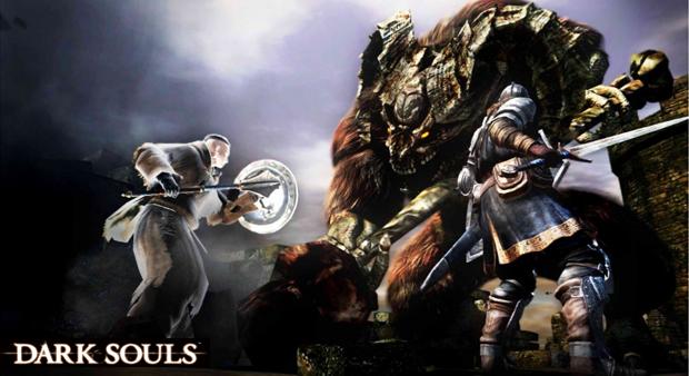 Dark Souls Online é diversão garantida (Foto: Reprodução / TechTudo)