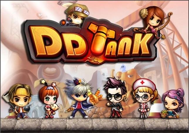 DDTank (Foto: DDTank Wiki)