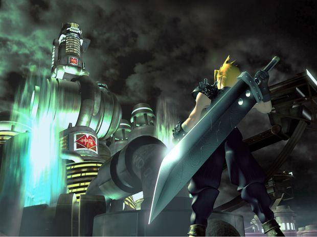 Game Final Fantasy 7: Trilha-sonora é arte? (Foto: Reprodução/Squaresoft)