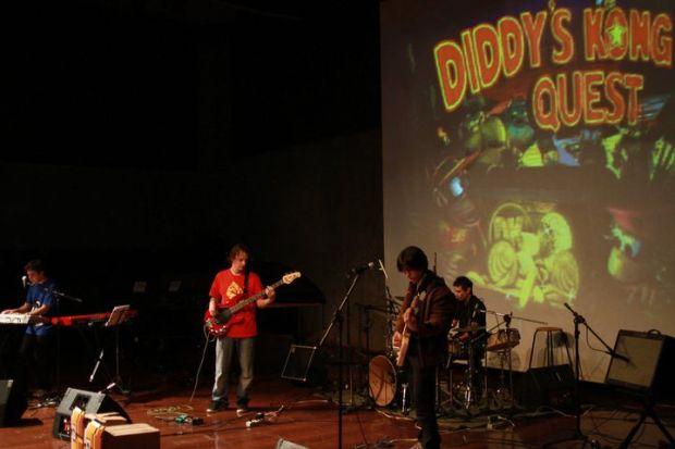 Banda paulistana Gameboys, que faz música de videogames: Nem todos eles são fãs da Nintendo (Foto: Divulgação)