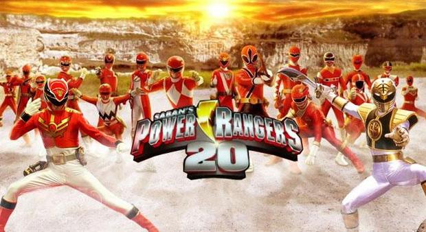 Power Rangers Megaforce vai comemorar os 20 anos dos heróis nos games (Foto: Divulgação)