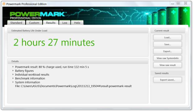 Powermark mede o desempenho da bateria de seu aparelho (Foto: Divulgação)