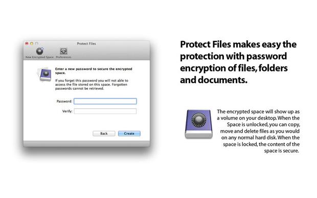 Protect Files (Foto: Divulgação)