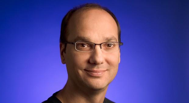 Rubin foi um dos criadores do Android (Foto: Reprodução/Engadget)