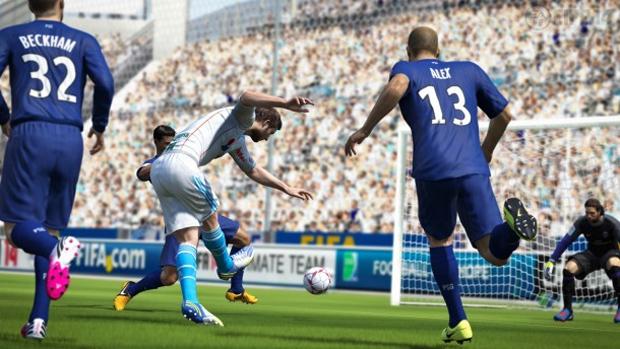 Fifa 14 (Foto: Edge) (Foto: Fifa 14 (Foto: Edge))