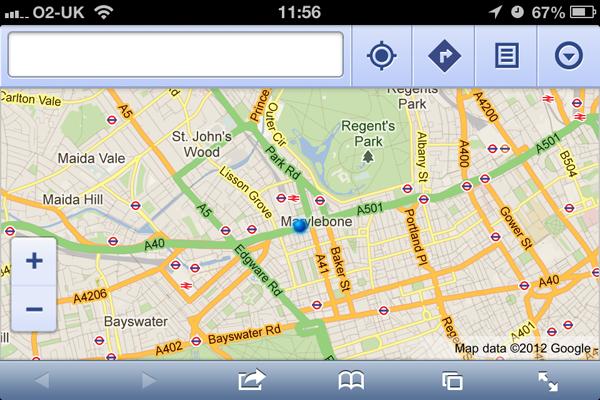 Google Maps tem uma variedade de funcionalidades (Foto: Divulgação)
