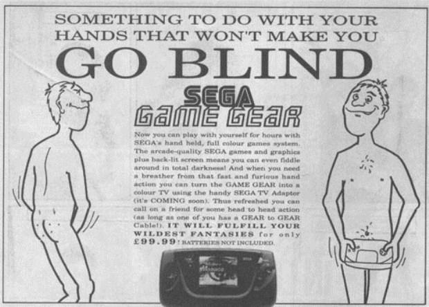"""""""Alguma coisa com as suas mão que não vai te deixar cego"""" (Foto: Divulgação)"""