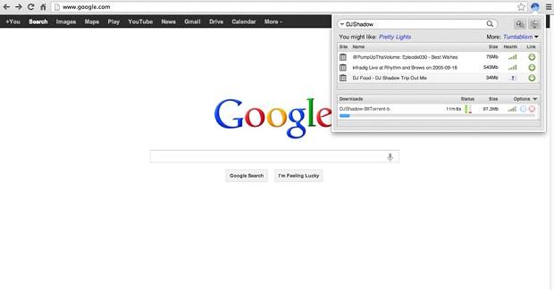 Surf está disponível para Chrome e Firefox (Foto: Divulgação)
