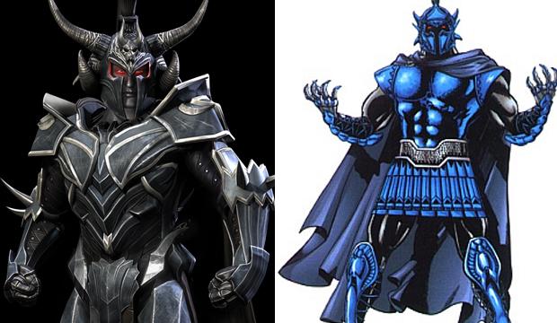 Ares é o deus da guerra (Foto: Divulgação) (Foto: Ares é o deus da guerra (Foto: Divulgação))