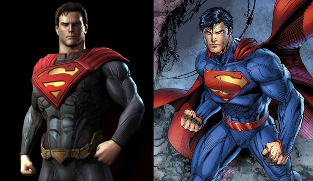 Superman é quase invencível (Foto: Divulgação)