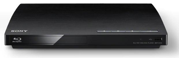 Blu-Ray Player Sony BDP-S190 (Foto: Reprodução/Sony)