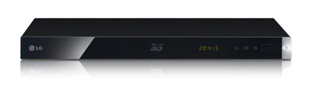 Blu-Ray Player 3D LG BP420 (Foto: Reprodução/LG)