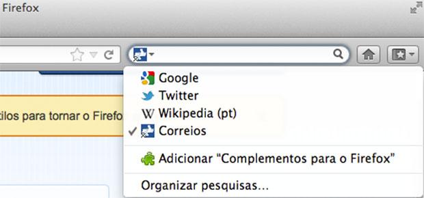Extensão para Chrome Correios-Rastreamento (Imagem: Reprodução / Daniel Pinto)