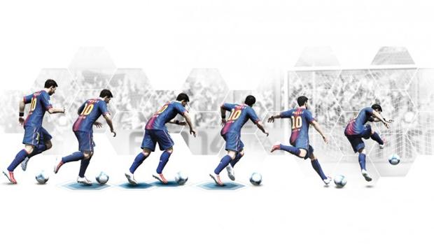 O sistema de animações de chute deverá indicar por que um atleta erra o gol (Foto: edge.com)