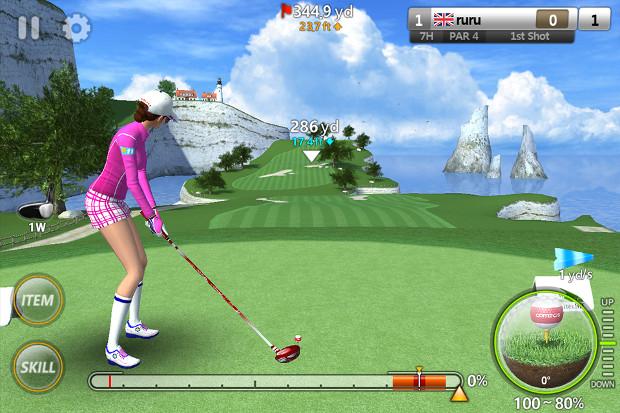 Golfstar une jogabilidade casual com gráficos incríveis (Foto: Divulgação)