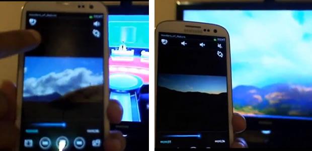 Seus arquivos de vídeo poderão ser executados e controlados na sua TV diretamente de seu smartphone (Foto: Reprodução/ Daniel Ribeiro)