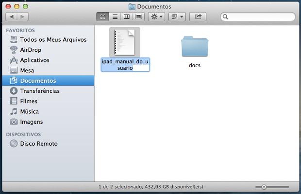 """Nome do arquivo fica editável após teclar """"Enter"""" (Foto: Reprodução/Edivaldo Brito)"""