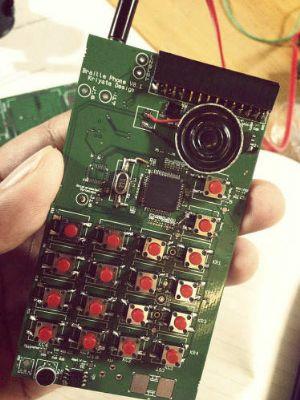 Smartphone em Braille está sendo desenvolvido na India (Foto: Reprodução/The Times of India)