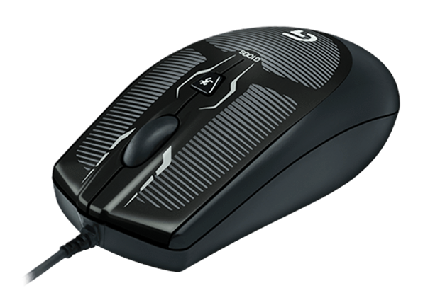 Mouse G100s, um dos periféricos da linha gamer da Logitech (Foto: Reprodução)