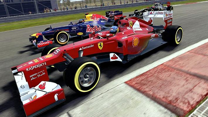 O novo jogo da série F1 deverá revisitar corridas históricas (Foto: Divulgação)