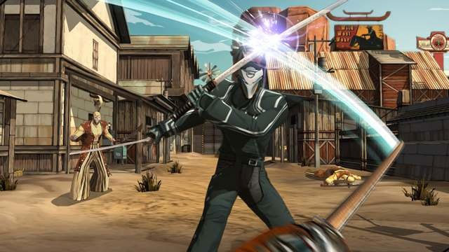 Red Steel 2 mostrou que duelos de espada em primeira pessoa são possíveis (Foto: Divulgação)