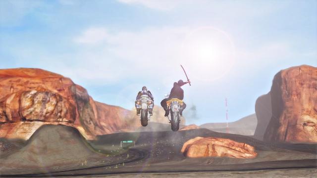 A customização do jogo permite jogar com um ninja! (Foto: Divulgação)