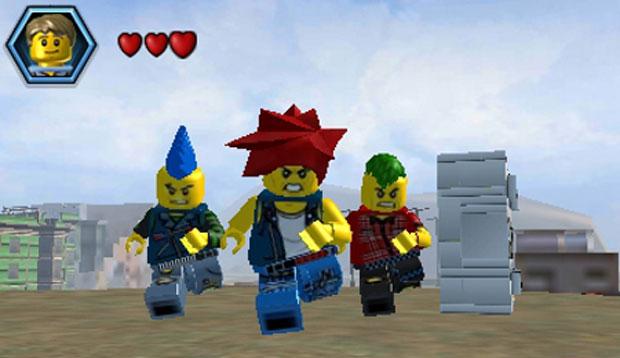 LEGO City Undercover: Chase Begins (Foto: Divulgação)