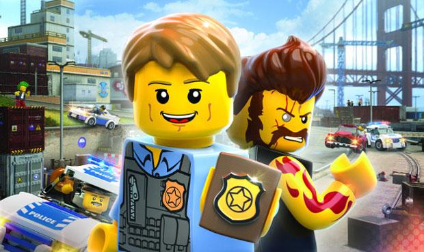 LEGO City Undercover tem policiais e bandidos (Foto: Divulgação)