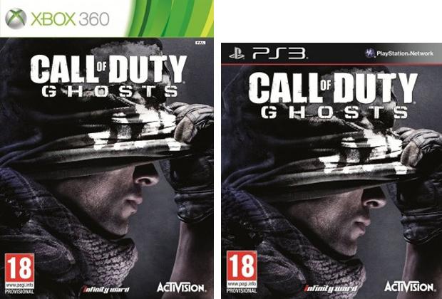 Call of Duty: Ghosts pode ser próximo título da série para Xbox 360 e PlayStation 3 (Foto: Gematsu)
