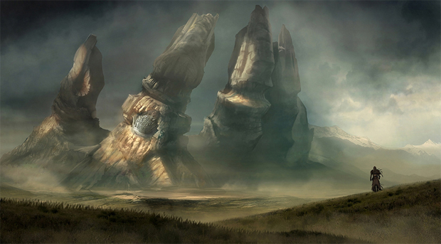 Lords of the Fallen promete ter ação e desafio alto (Foto: Divulgação)