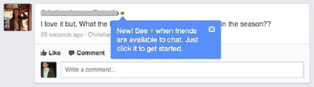 Novidade está sendo disponibilizada pelo Facebook (Foto: Reprodução/Inside Facebook)