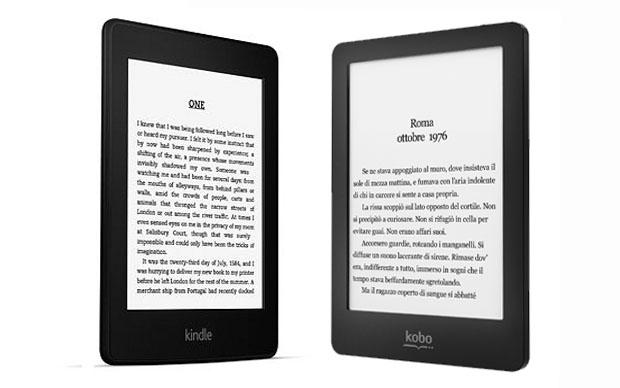 Kindle Paperwhite e Kobo Glo: qual dos e-readers leva a melhor? (Foto: Divulgação)