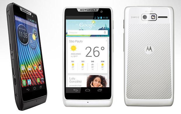 Motorola Razr D3: Bom desempenho e opção de dois chips (Foto: Divulgação) (Foto: Motorola Razr D3: Bom desempenho e opção de dois chips (Foto: Divulgação))